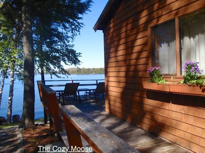 Cozy Moose Lakeside Cabin Rentals - Forks Area Chamber Of -3727