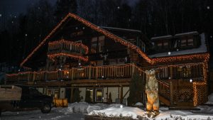 Hawk's Nest Lodge & Restuarant